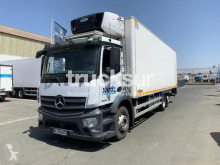Mercedes mono temperature refrigerated truck Antos 2536