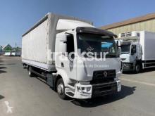 Camión lona corredera (tautliner) Renault D12.220