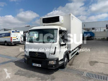 Renault mono temperature refrigerated truck Dcab 7.5