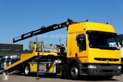 Renault car carrier truck Premium 250