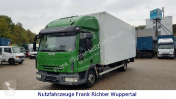 Camion fourgon Iveco 80E22, 5 Sitze erst 396TKM,LBW,1.Hd.