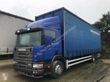 Camion obloane laterale suple culisante (plsc) Scania M
