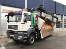 MAN two-way side tipper truck TGA 28.360
