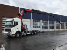 Volvo flatbed truck FH 540
