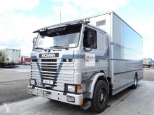 Camion Scania 112 fourgon occasion