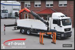 Camion MAN TGS MAN 26.440, Palfinger 21.001 L, Lenkachse plateau occasion