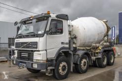 Volvo FM 380 truck used concrete mixer