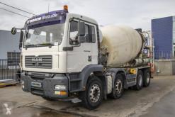 MAN TGA 32.390 truck used concrete mixer