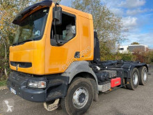 Camion Renault Kerax 380.26 polybenne occasion