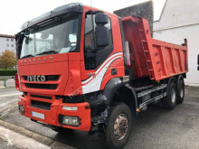 Camion benne TP Iveco Trakker AD 380 T 45 W
