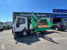 Iveco Eurocargo ML 75 E 14 K truck used three-way side tipper