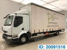 Camion rideaux coulissants (plsc) Renault Midlum 180