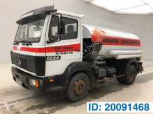 Mercedes Ecoliner truck used chemical tanker
