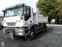 Camion benne Iveco Trakker 410