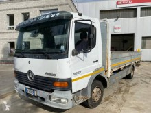 Camion Mercedes Atego 1017 plateau ridelles occasion