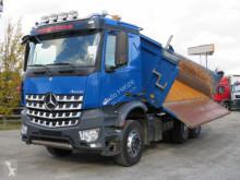 Mercedes Arocs 2645 K 6x4 3-Achs Kipper Bordmatik truck used three-way side tipper