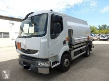 Camion Renault Midlum 220.12 citerne hydrocarbures occasion