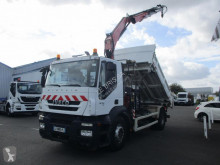 Iveco Stralis AD 190 S 31 K truck used two-way side tipper