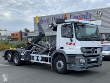 Mercedes Actros 2536 truck used hook arm system