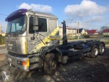MAN FE 460 A truck used hook arm system