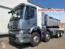 Vrachtwagen driezijdige kipper Mercedes Arocs 3240 8x4 3240 8x4, Bordmatik links