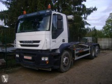 Camion polybenne Iveco Stralis 420