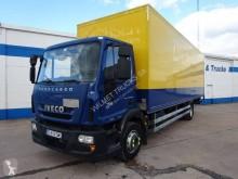Iveco Eurocargo ML 140 E 22 truck used plywood box