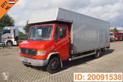 Camión furgón Mercedes Vario