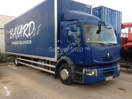 Renault Premium 270 DCI truck used plywood box