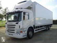 Camion frigorific(a) Scania
