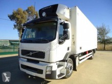 Volvo truck used refrigerated