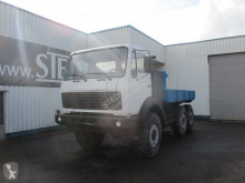 Camion plateau Mercedes FAP 2026 , V8 , ZF Manual , Spring suspension