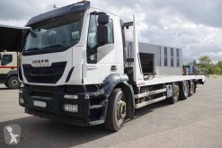 Camion Iveco Stralis AD 320 S 36 X/PS transport utilaje second-hand