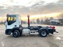 Camión Gancho portacontenedor Iveco Eurocargo 120 E 21 SCARRABILE NUOVO NOVEMBRE 2020