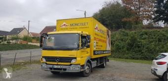 Camion fourgon déménagement Mercedes Atego 1018 N 42 C