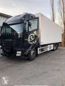 Camion Iveco Stralis 460 frigo mono température occasion