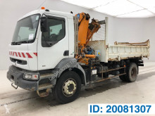 Camion Renault Kerax 260 benne occasion