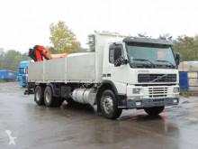 Volvo FM12 FM 12 340 Pritsche/kran* PALFINGER 13000* truck used dropside