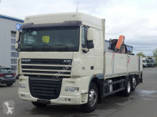 DAF dropside truck XF105.460*Euro5*Spacecab*PK150