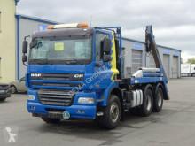 Camion benne DAF CF 85.460*Euro5*AHK*Klima*6x4*Tel