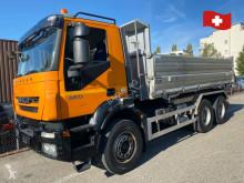 Camión volquete Iveco 260t45 trakker 6x4