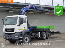 Camion MAN TGS 33.440 plateau occasion