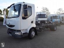 Renault Midlum 220.12 BIBENNE EMP: 3800 truck used chassis