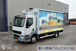 DAF LF55 truck used tautliner