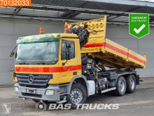 Camión caja abierta Mercedes Actros 3336