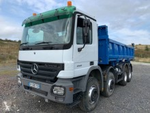 Mercedes Actros 4141 truck used two-way side tipper