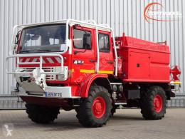 Kamión cisterna Renault M180 feuerwehr - fire brigade - brandweer - water tank - Camiva CCF4000