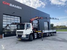 Camião DAF CF 75.310 estrado / caixa aberta usado