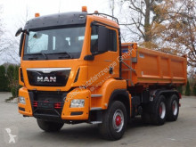 Камион самосвал MAN TGS 26.480 6x6 EURO6 DSK Mit Bordmatik TOP!