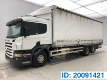 Scania P 310 truck used tautliner